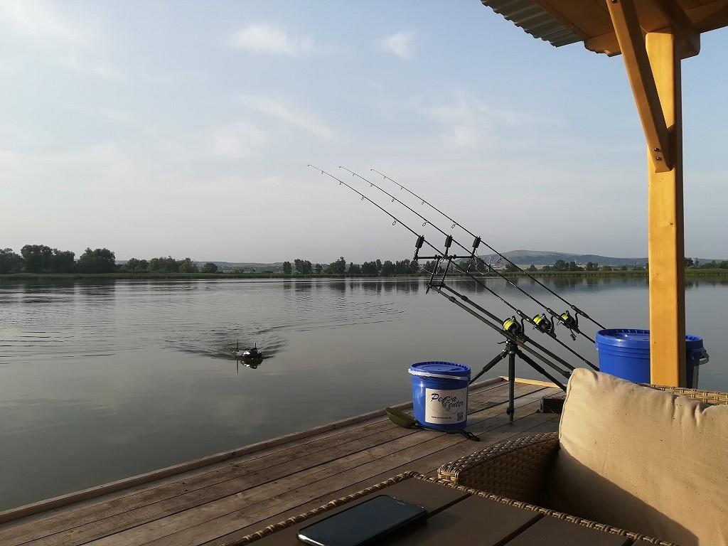 Meglepetés horgászat - Irány az S2